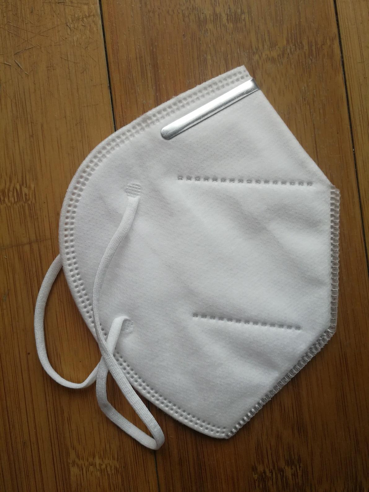 factory sales CE&FDA FFP2 KN95 Face Mask anti-virus mask Without Valve
