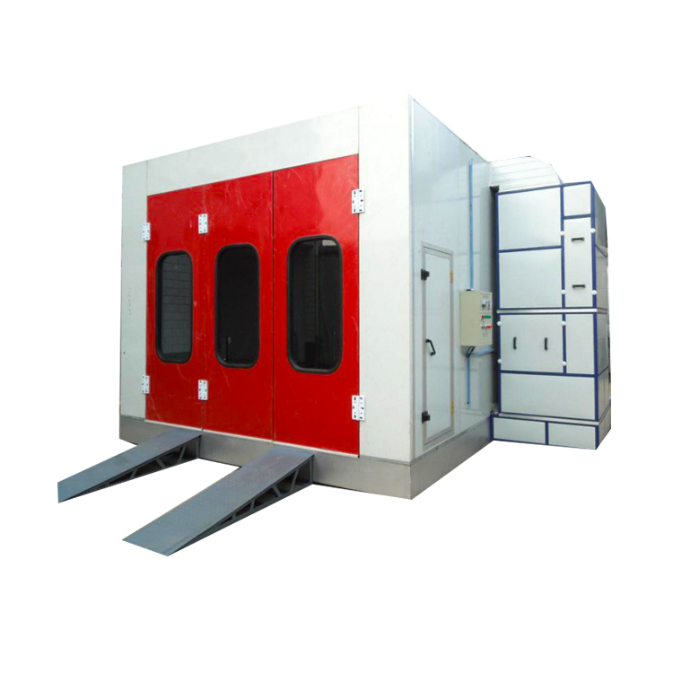 China paint oven booth used auto spray booth for sale