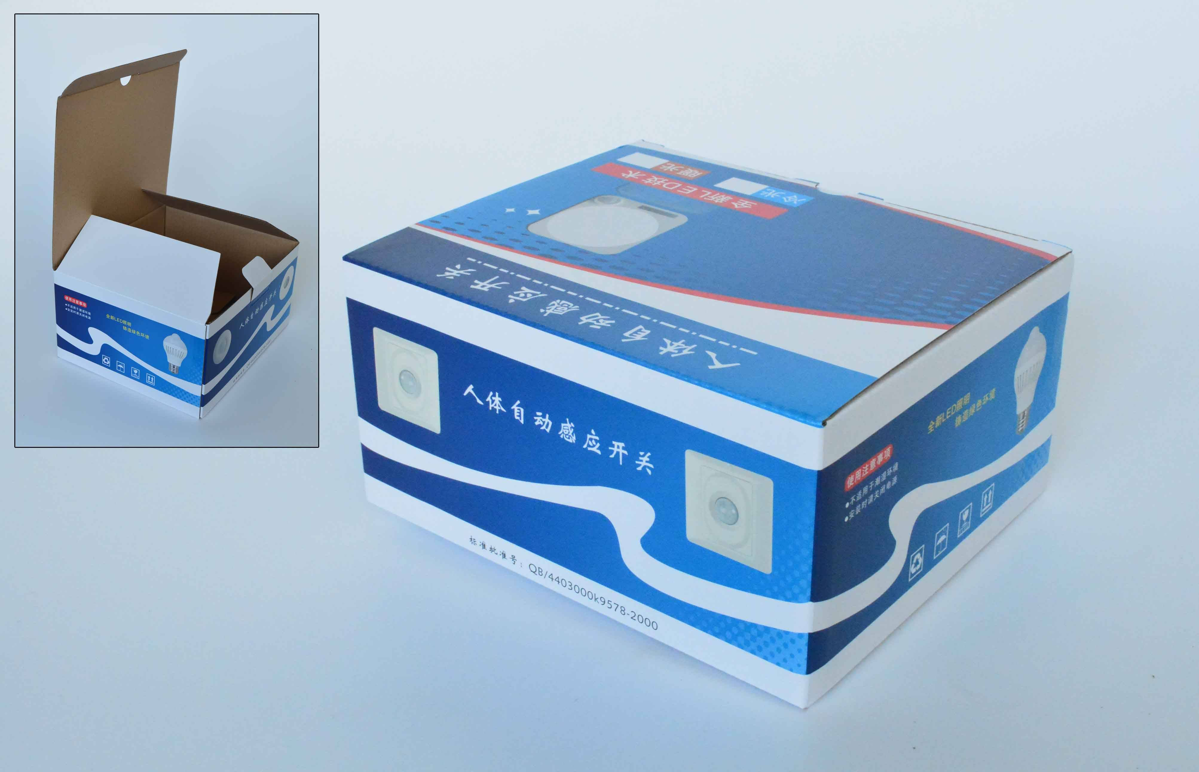 Corrugated Box/Shipping Box/Corrugated Carton Box