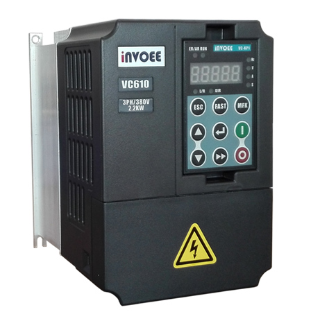 CHINA frequency converter INVOEE for CNC machine tool