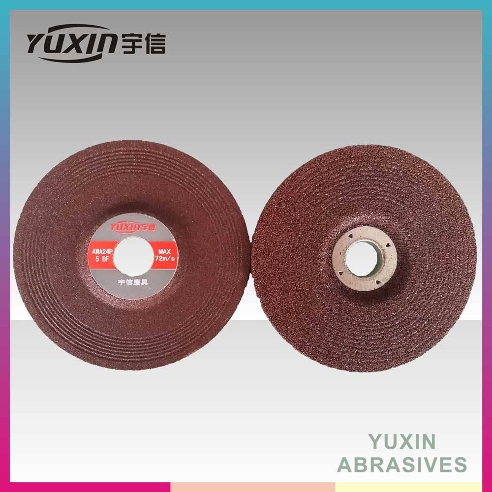 Silicon Carbide Abrasive Grinding Wheel