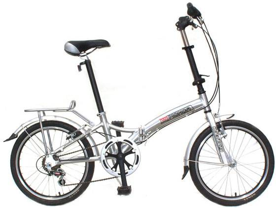 Folding Bicycle F2011