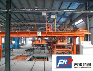 Asbestos cement pipe production line SKYPE: mica.song_1