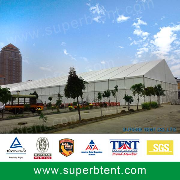 Large exhibtion tent for events