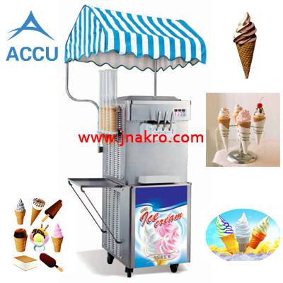 Hot sale store ice cream making machine