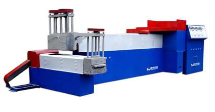Hot sale plastic machines recycling line