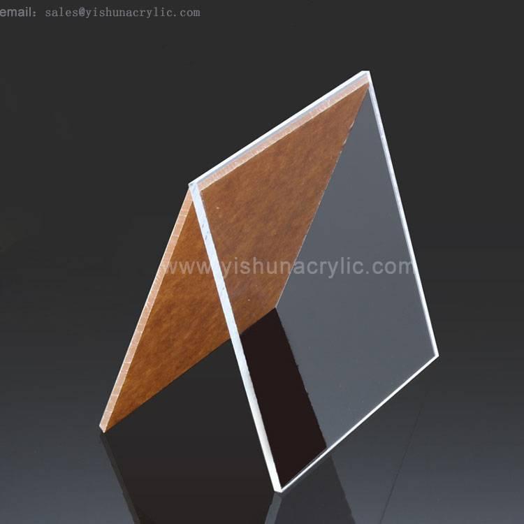 100% Virgin Lucite Material High Transmittance Acrylic Sheet Factory Wholesale Acrylic Sheet