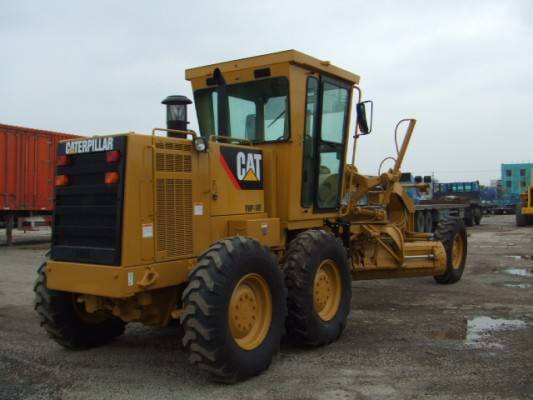 Used Cat Grader 140H in Low Price for sale