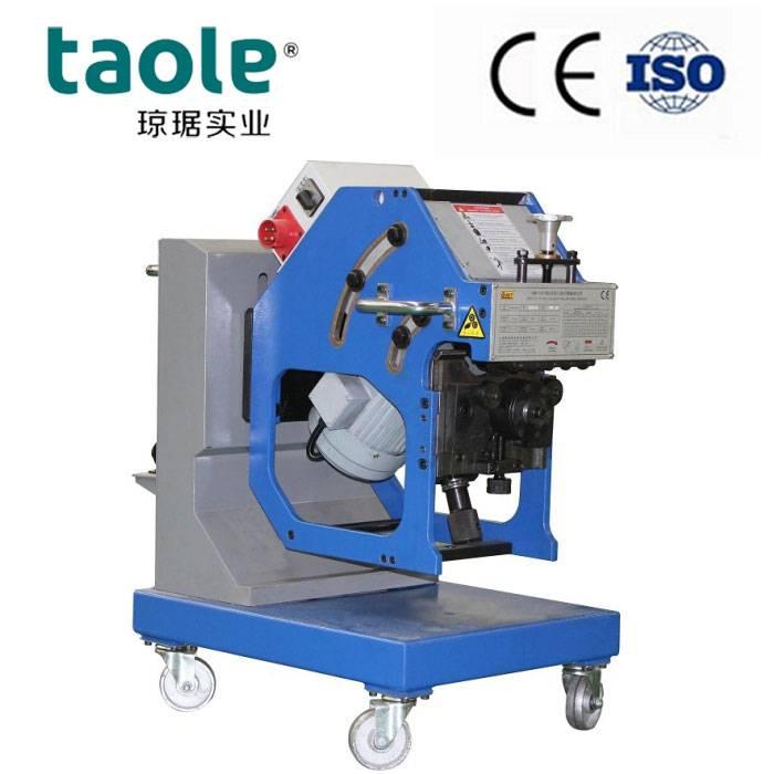 Turnable Beveling Machine metal beveling machines
