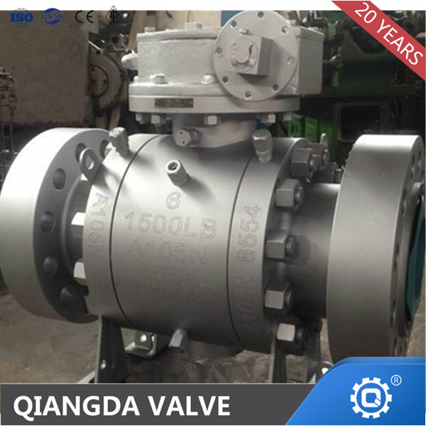 High pressure 800lb forged 3 pcs stainless steel 316 ball valve
