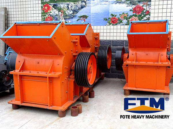 Coal Hammer Crusher Machine/Single Stage Hammer Crusher/47Hammer crusher