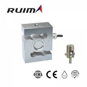 S-Type Load Cell For Building Machinery 200kg~3t RM-S1B