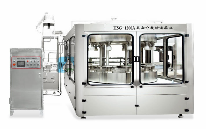 Automatic 5Gallon Water Bottling Machine / Filling line
