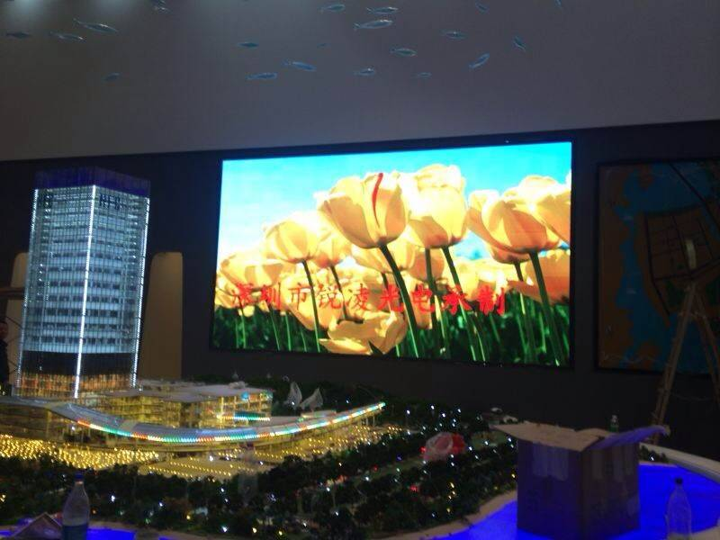 P3 SMD Rental Indoor LED Display Screen Stage Background Led Display