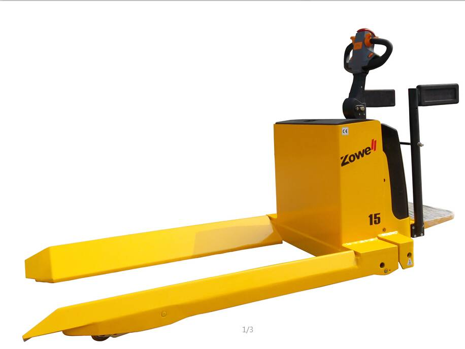 XPK Electric Paper Row Pallet Truck