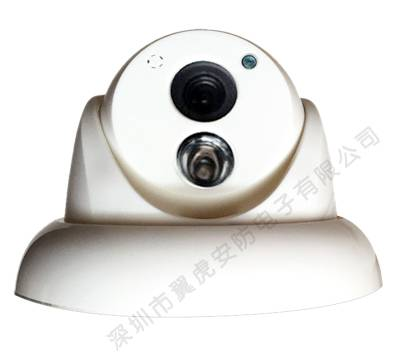 big new cameras housing  for security