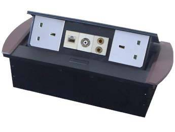 hiding desktop socket, tabletop plugs, desktop electrical sources