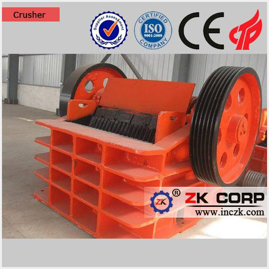 (Made by China ZK) Ore Dressing Line Jaw Crusher
