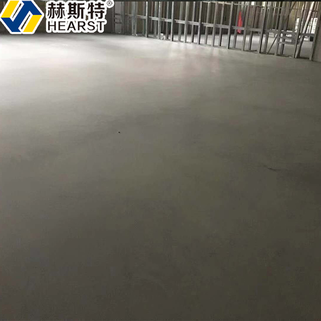 Thick set self leveling compound for Wooden floor, tiles