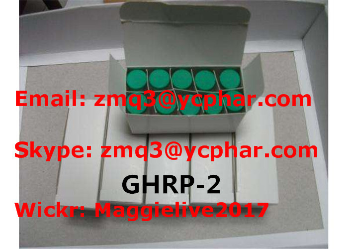 Growth Hormone Peptides GHRP-2 5MG Releasing Peptide For Muscle Gain and Anti Aging