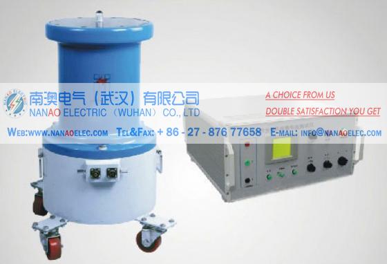 NAZV DC High Voltage Test Set For Water Cooled Generator