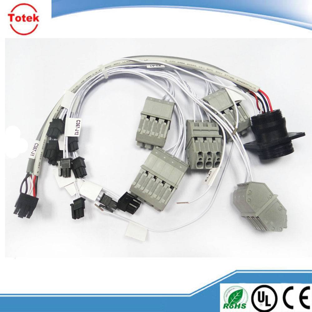 WAGO 826-164 Connector / Industrial Cable Assembly