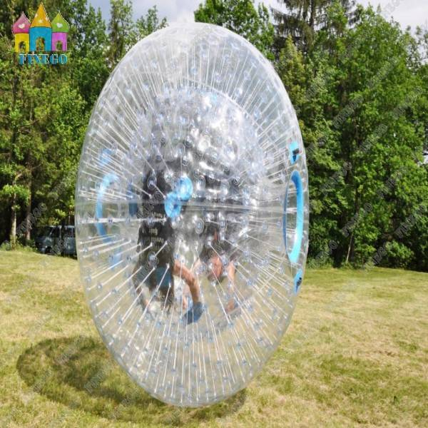 Popular Exciting Game New Design Cheap Zorb Balls