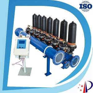 disc filtration system-3 inch Endogenous 7-Unit System