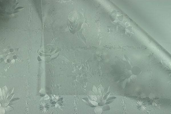 PVC Crystal tablecloth