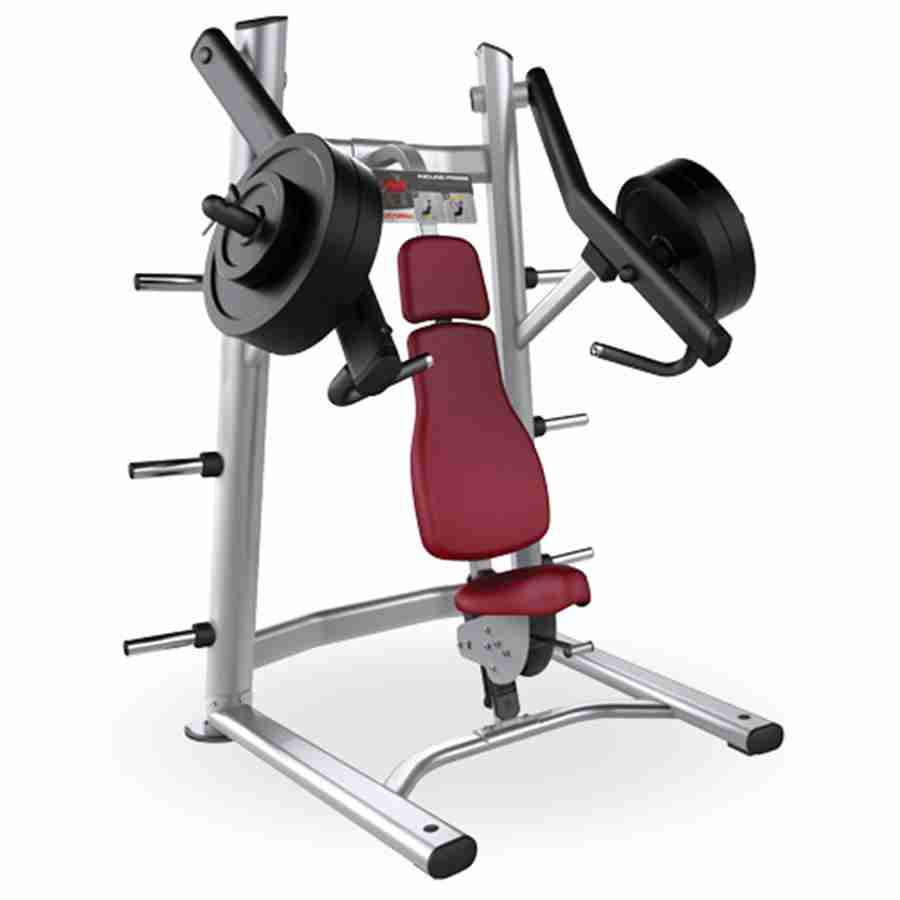 SK-706 Lifefitness plate loaded chest press machine
