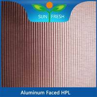 Aluminum Faced HPL