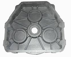 gearbox housing(rear cover),cast iron gearbox housing,ductile cast iron gearbox,speed reducer housin