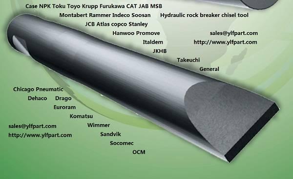 rammer BR927,BR321,BR623,BR4510,BR7013,GH18 ,GH10,GH15,hydraulic breaker chisel tools manufacturer