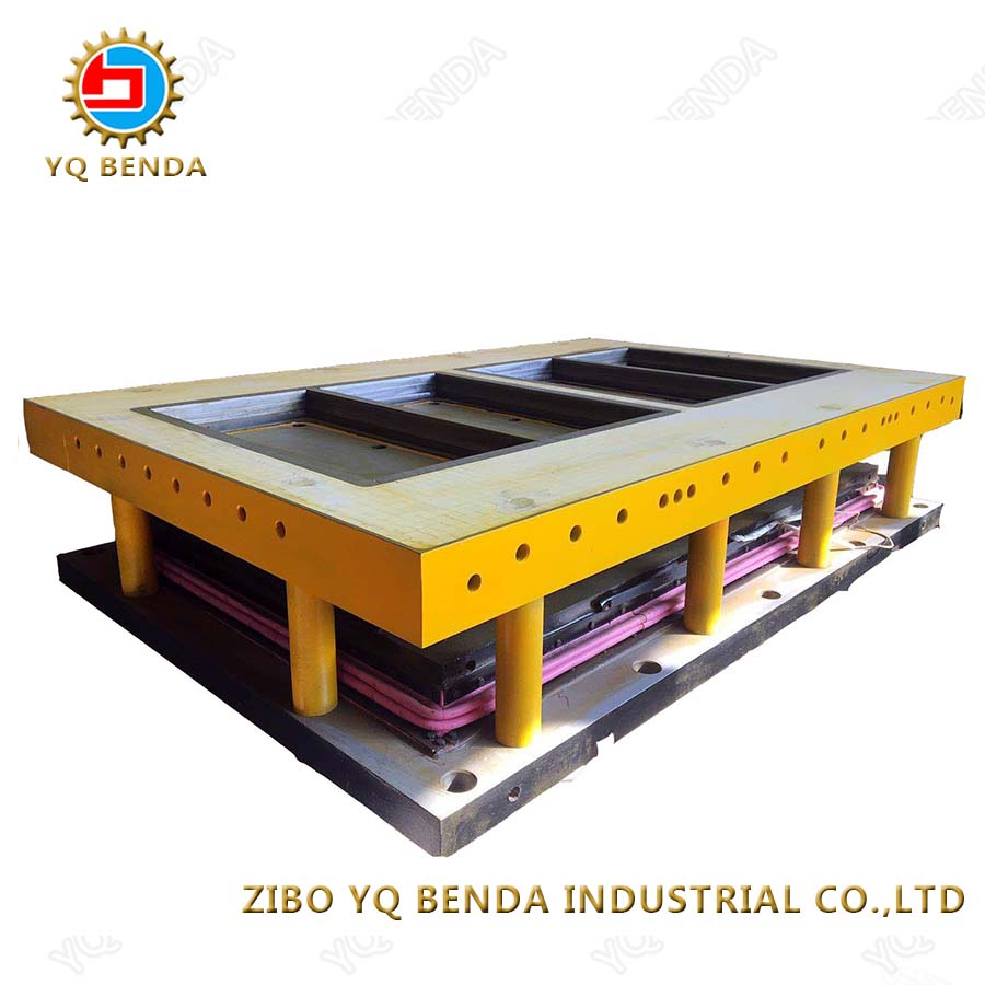 Fine processed quenching high quality ceramic tile mould