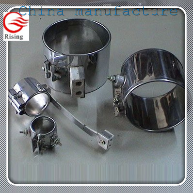 stainless band heater/Stainless Steel Clamp Mica Insulation Band Heater