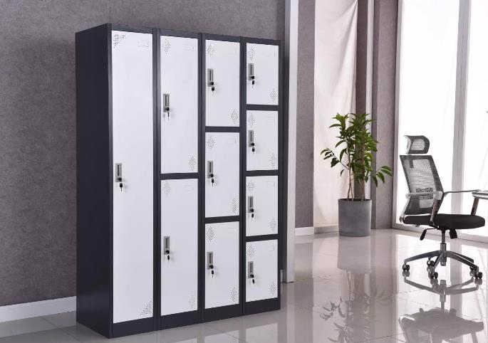 Office furniture metal locker steel clothes storage locker