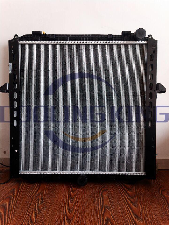 Benz MP4 radiator
