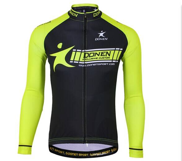 Mulian New Long sleeve custom jersey