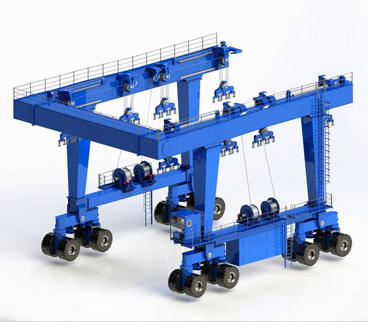 New products mobile boat lift ,yacht lift gantry crane ,boat hoist
