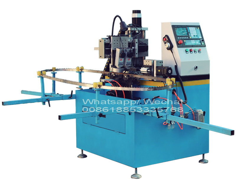 Automatic CNC sides grinding machine for band saw blade