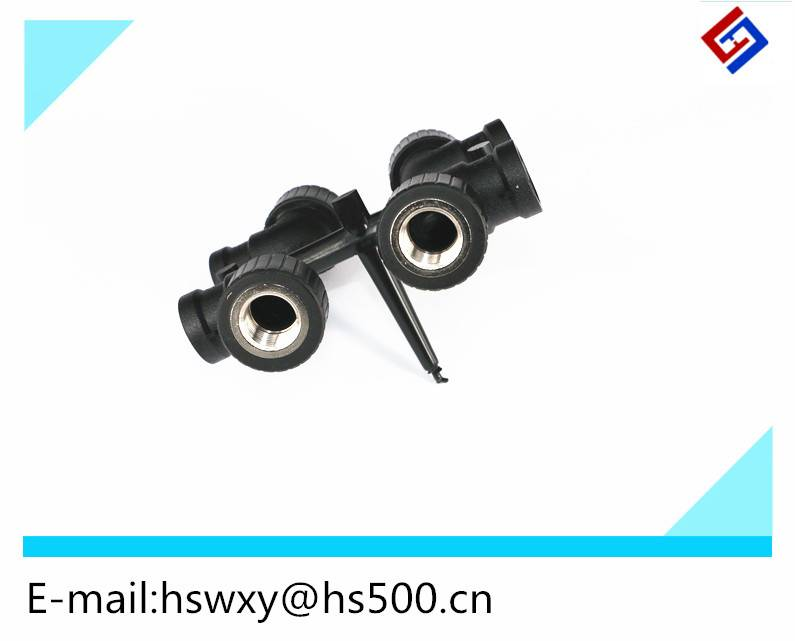 plastic pipe fitting /adapter/joint by injection mold