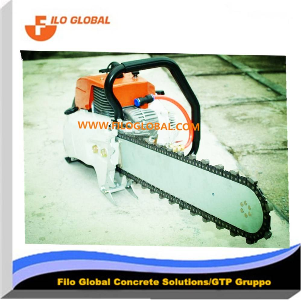 FILO powered by 4.8kw engine chainsaw
