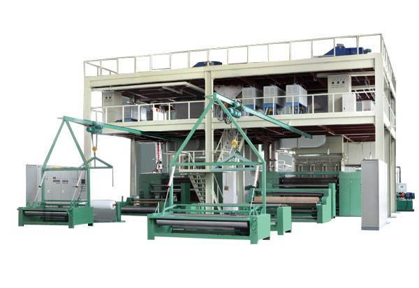 Polypropylene Spunbonded Non-woven Fabric making machine