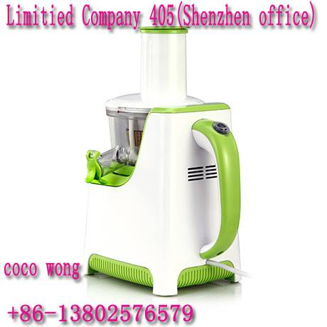 Shenzhen NO.1 HOT Selling Juicer Agent/Supplier