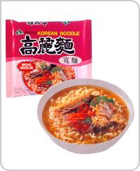 Instant Noodle(KOREAN NOODLE(BROAD))