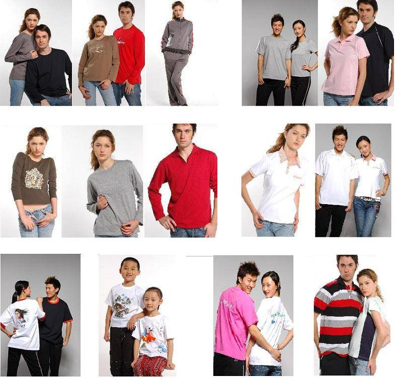 Cotton T-shirt Brand T-shirt Fashion T-Shirts Mens T-Shirts  Sweatshirts Embrogery Color T-Shirts