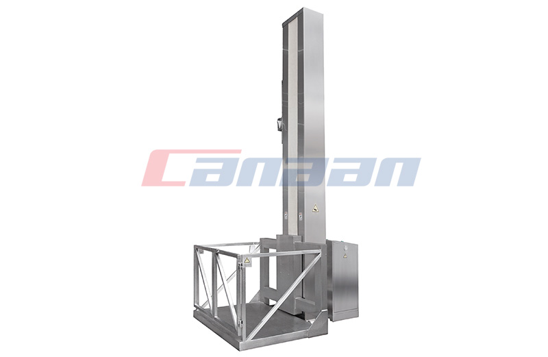 Pharmaceutical Equipment Pharma Lifter with Anti-falling system