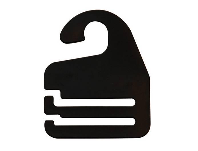 Ties hanger - Plastic clothing hangers for Ties