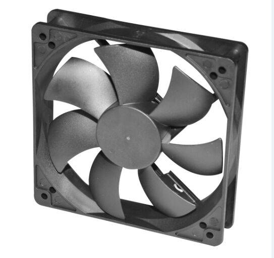 120*120*25mm Customized DC Axial Fan FDB(S)1225-B 12/24V Two ball & Sleeve Bearing Cooling Fan
