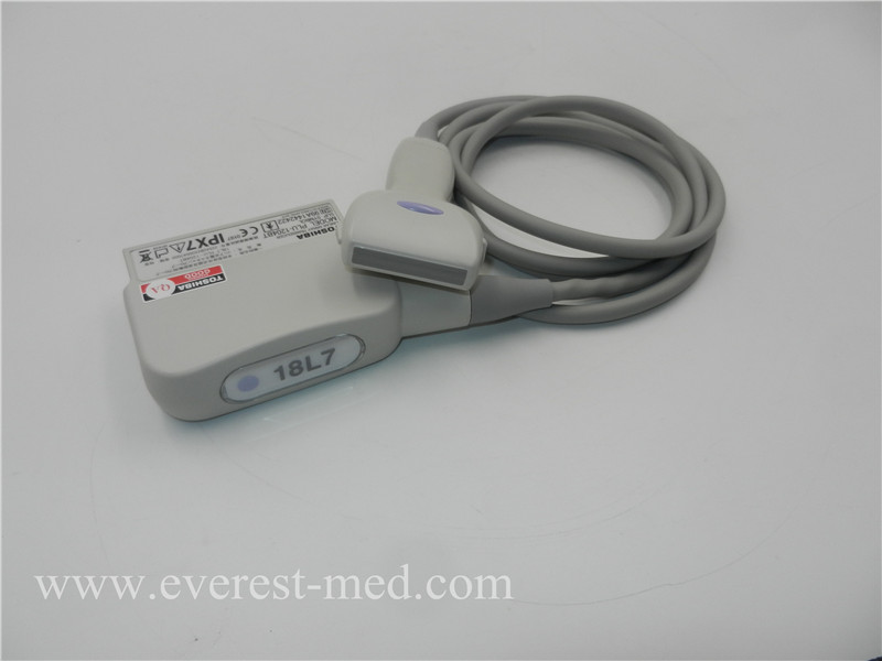 Toshiba PLU-1204BT Linear Ultrasound Transducer Probe